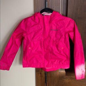 Adorable Pink Columbia raincoat-S (7/8)
